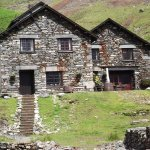 Coppermines Cottages - formerly mine offices and sheds