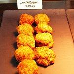 Stuffed Mushroom Balls