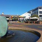 Whale Tale Fountain