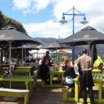Pear Tree Restaurant located on our piazza