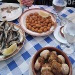 croquetas de masa, perdón, pescado sin pescado