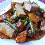 Homestyle tofu