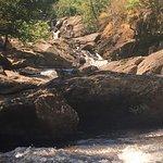 Photo of Meia-Lua and Usina waterfall