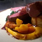 Duck Breast with Butternut Squash