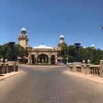 Anniversary Day Trip to Sun City Palace Hotel. Sun City nestled in The North West Province of So