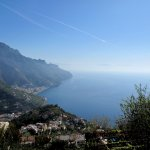 View of the bay of Salerno