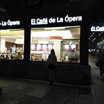 صورة فوتوغرافية لـ El Cafe de La Opera