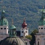 Great views of Salzburg