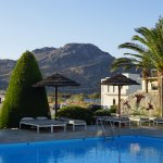 Hotel Alianthos Garden Photo