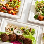 Markook Combination Platters