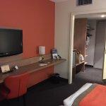 chambre spacieuse et très jolie