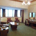 Junior Suite 453 - cosy living room
