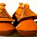Authentic Moroccan tagines
