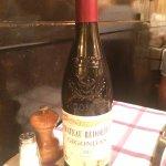 bouteille de gigondas