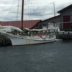 Skipjack used to dredge for oysters