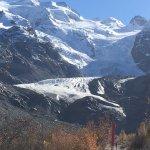 Sehr schöne Wanderung bis zum Gletscher.Leider fahren seit neuem auch Velofahrer dorthin was nic