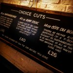 Some of the Choice Cuts we have on offer at The Sodbury Steakhouse at The Squire