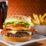 Ultimate BBQ Burger Combo