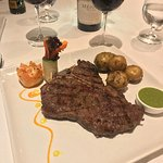 Chophouse in Manchebo beach Resort Aruba it really was the best experience ever. Excellent servi