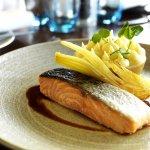 salmon - fish pie