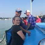 It's always a great day to take family to sail on the Madaket!