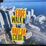 Photo de Edge Walk at the CN Tower