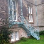Fire escape Queen Victoria demanded before visiting