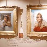 portraits de femmes arabes