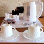 Tea & Coffe tray
