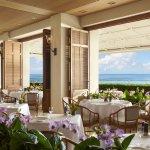 Orchids Restaurant, Halekulani, Waikiki Hawaii