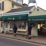Welcome to the Sandwiched Inn / 2 inns.  Great food, artisan coffee and bread, home baked gluten