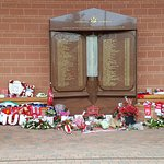 Remembering the 96 - Anfield memorial