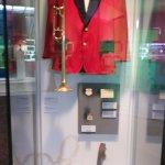 Bugler's attire.