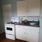Kitchen-2 bedroom ground floor family suite