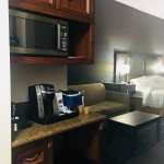 King Suite, and pet friendly!!