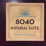 Imperial Suite / Presidential Suite (Room 8040)