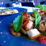 Charred Octopus Salad was OH-MY-GOOD-NESS!
