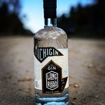 MICHIGIN: Made from 100% Michigan ingredients, including juniper from Beaver Islan