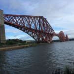 Forth Rail Bridge from North Queensferry