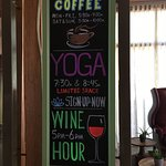 Amara Resort thinks of everything! Need a bike? Take one! Coffee? Yoga? You bet! Hit Saltrock fo