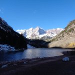Maroon Bells, the most photographed Mountain Range in America!