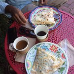 Delicious Aurora's daily & Breakfasty One crepes