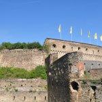 Schloss Rheinfels Foto