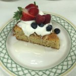 One of our many homemade deserts.