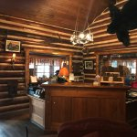 Storm Mountain Lodge - our September visit.