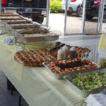 We'll cater car dealerships and other businesses too!