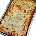 Feed the whole gang with a baked ziti tray.