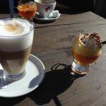 Bombardino, das Getränk das wir mind. 1x trinken bei unseren Südtirolbesuchen