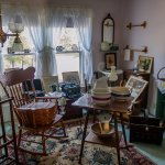 Room of antiques for sale