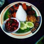 Foto Ayam Bakar Wong Solo